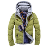 Men's Extra Thicken Outwear - Offy'z6