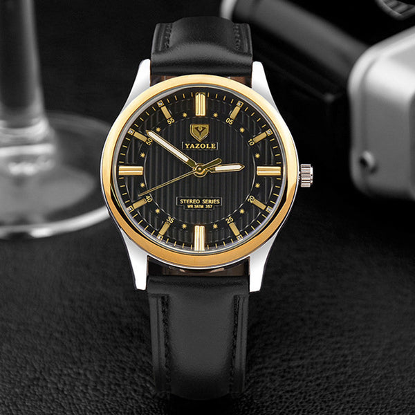 Male Quartz Wristwatch