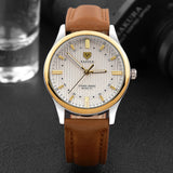 Male Quartz Wristwatch - Offy'z6