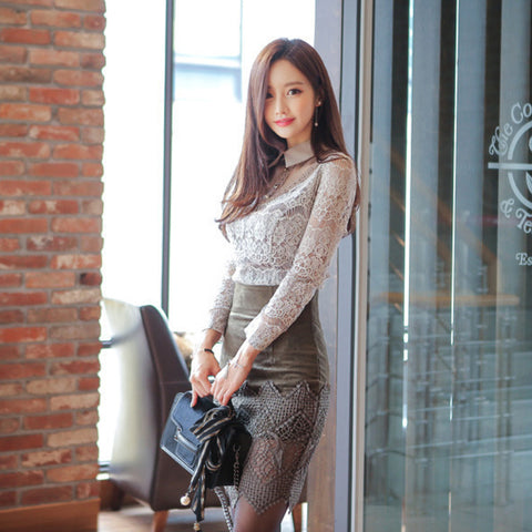 2 Piece Set Women Suit