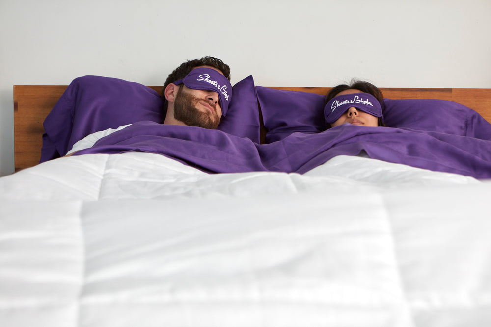 The Dos and Don'ts for getting a good night's sleep