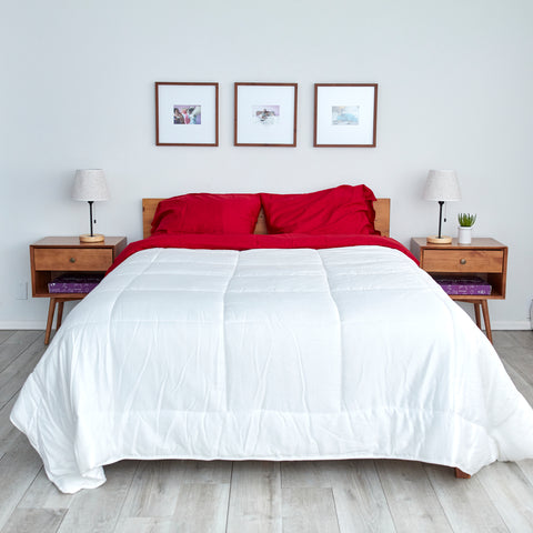 your new eucalyptus sheets look great