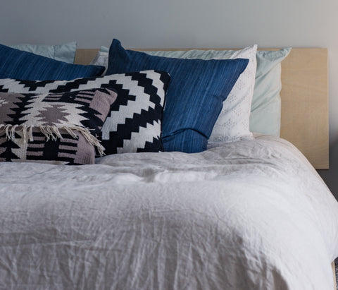 scatter cushions bedroom