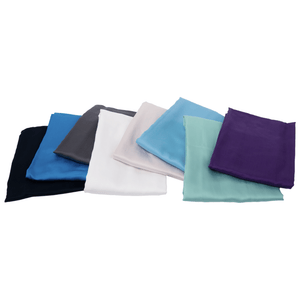 Sheets and Giggles Eucalyptus Sheets. Here are our lyocell pillowcases so you can see our colors close up - Navy, Ocean Blue, Grey, White, Pearl/Cream, Light Blue, Mint Green, Royal Purple
