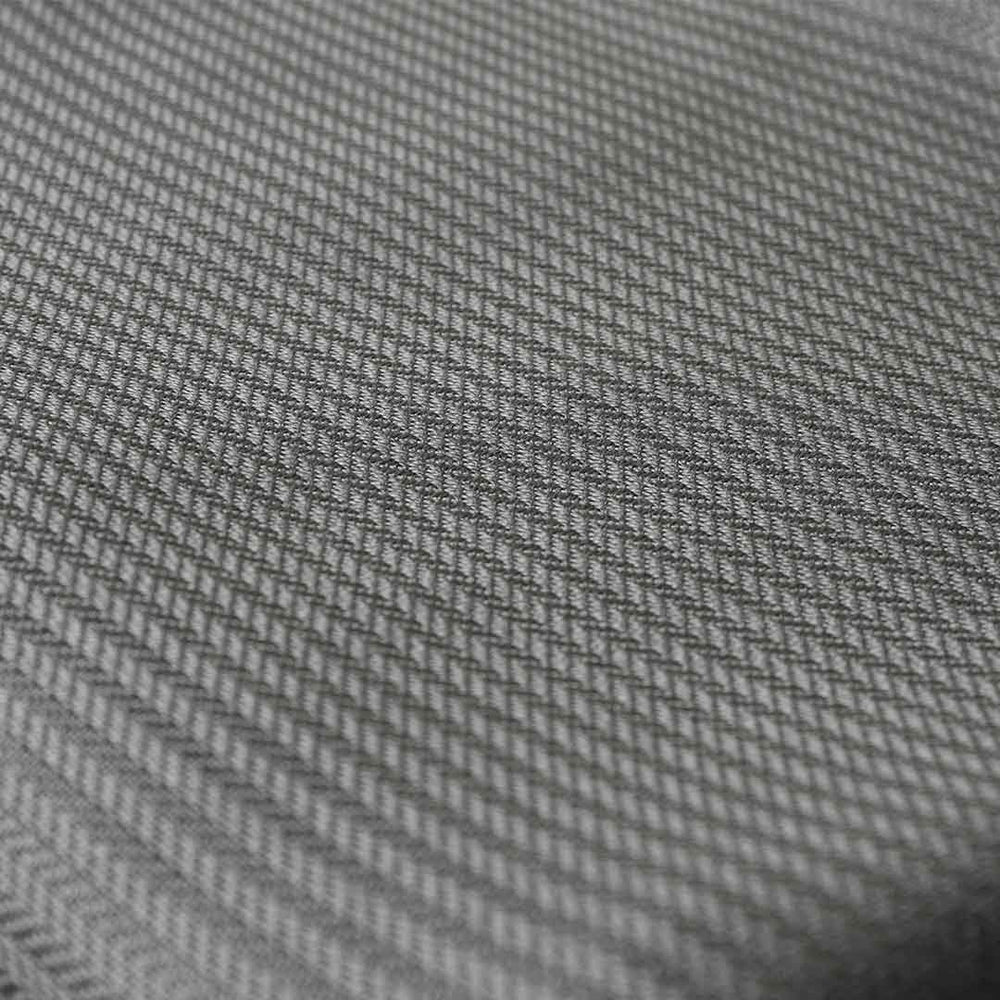 Sheets & Giggles gorgeous grey eucalyptus throw blanket up close. Try not to stare too long.