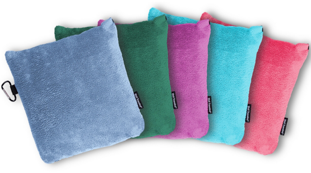 2-in-1 Travel Blanket Pillow