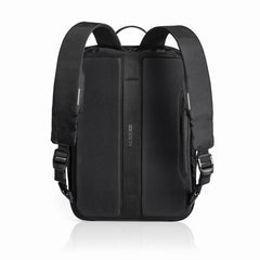 Bobby Bizz anti theft backpack & briefcase negro vista trasera mochila