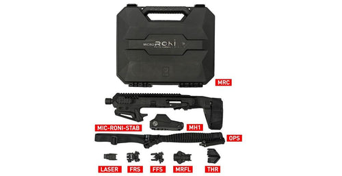 Micro Roni Super Pro Stabilizer Kit for Glock