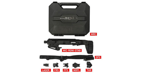 Micro Roni Pro Stabilizer Kit for Glock