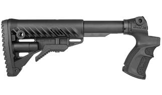 AR15/M4 Collapsible Buttstock for Mossberg 500