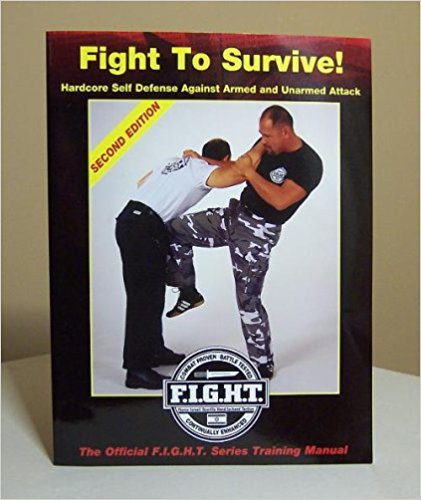 Haganah Fight To Survive! - Hardcore Self Defense Against Armed and Unarmed Attack