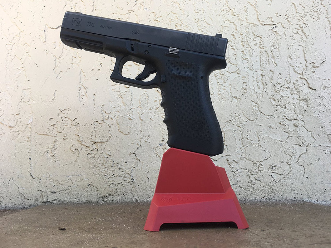 Table Holster For Glock Pistol