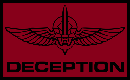 DECEPTION PATCH - Special Conditions Apply