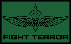 FIGHT TERROR PATCH - Special Conditions Apply