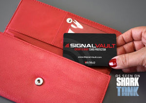 RFID Card Protector - Secure Your Wallet from Modern Day Thieves