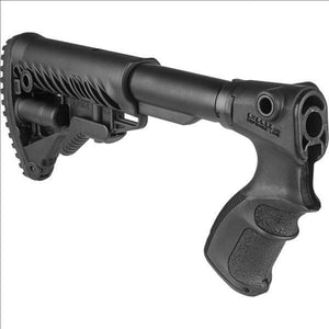 AR15/M4 Collapsible Buttstock for Remington 870