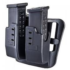 Double Magazine Carriers For All Glock 9mm & .40 cal magazines