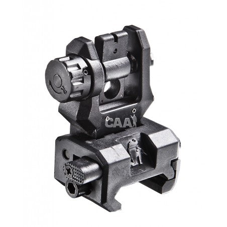 New Low Profile Back-Up Rear Sight