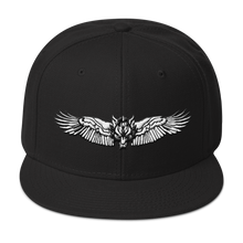 Team Of Warriors Snapback Hat