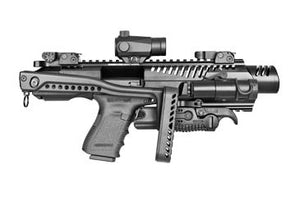 KPOS 2nd Gen for CZ Duty Handguns with GLR16 Stock