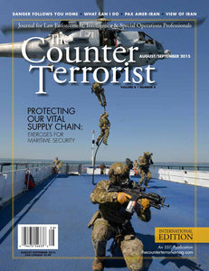 Free Trial Subscription To The Counter Terrorist Magazine