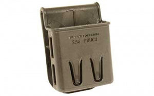 On-Belt Polymer AR-15 Magazine Pouch for 5.56mm Magazines