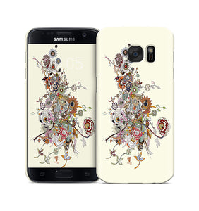 Chaos Bloom Spring Irritation Samsung Case
