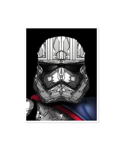 Heroes & Villains: Captain Phasma