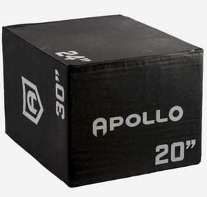 Apollo  Soft 3 in1 Plyo Box