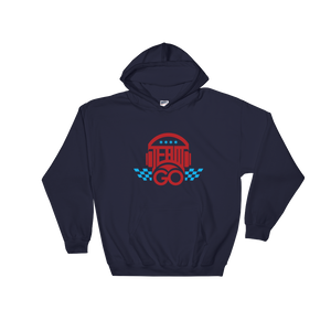 #TEAMGO Hooded Sweatshirt