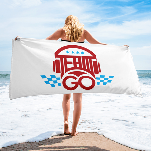 #TEAMGO Towel