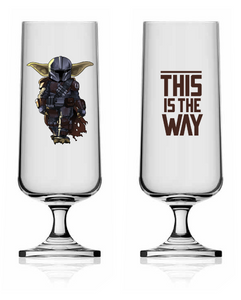 "Glass #52 ""This Is The Way"""