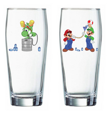 "Glass 68 ""Mario Party"""