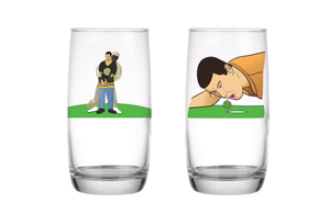"Glass #29 ""Hoppy Gilmore"" Pre-Order (Shipping mid July)"