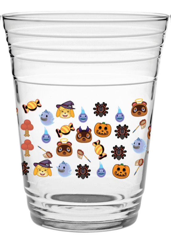 Glass 89 'Spooky Crossing'