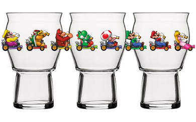 Glass 101 'Chug Kart N64'