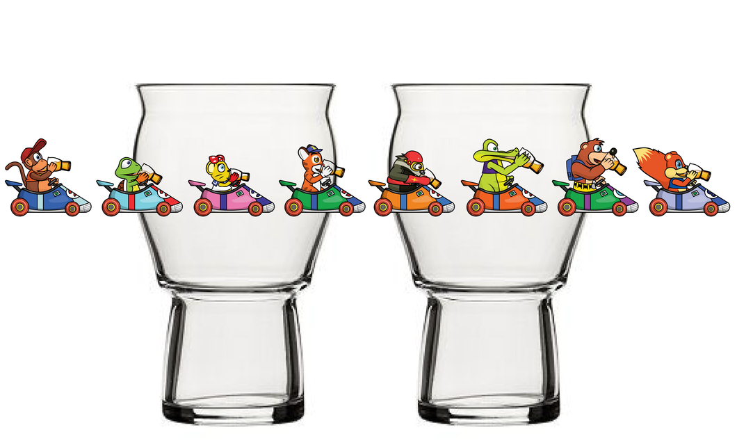 Glass 127 'Chug Kart DKR' Pre-Order(Shipping early June)