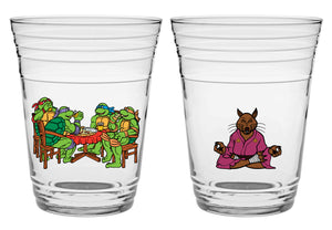 Glass 103 'I Like Turtles'