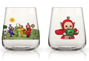 Glass 119 'Dreletubbies'