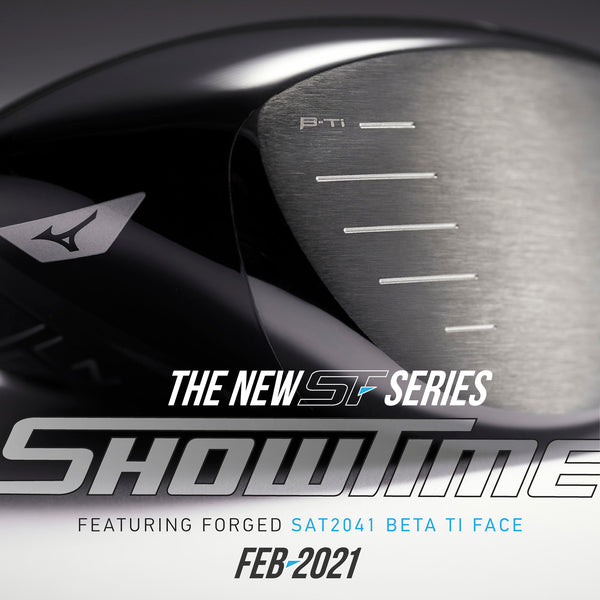 NEW MIZUNO ST SERIES METAL WOODS