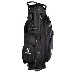 Cleveland 2019 Cart Bag - Black