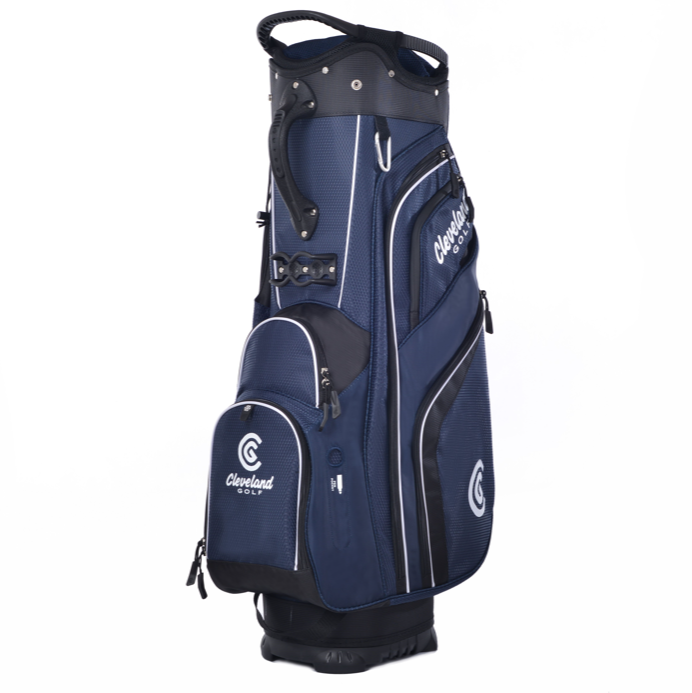 Cleveland 2019 Cart Bag - Navy Black