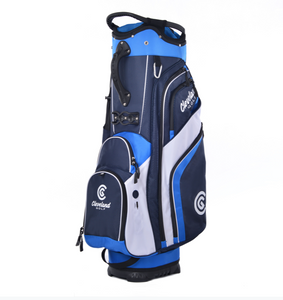 Cleveland 2019 Cart Bag - Navy Royal White