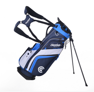Cleveland 2019 Stand Bag Navy/Royal/White