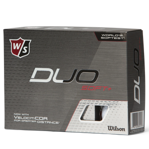 Wilson Staff Duo Soft + (3 Dozen)