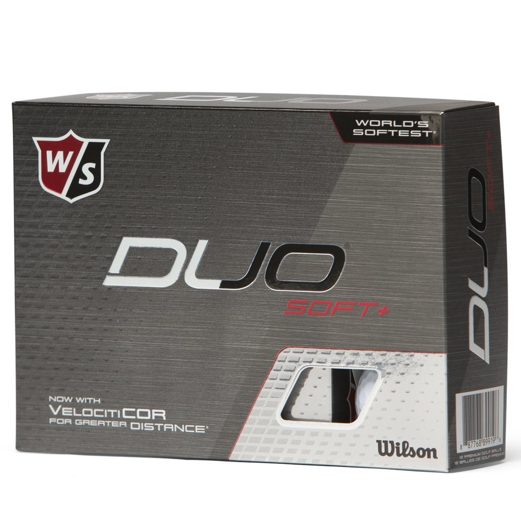 Wilson Staff Duo Soft +
