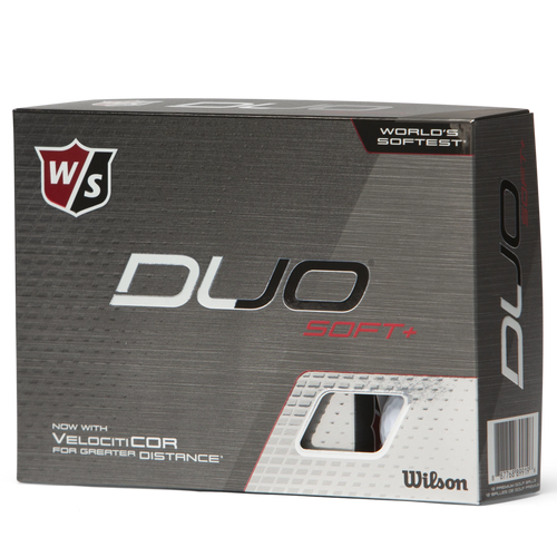 Wilson Staff Duo Soft + (2 Dozen)