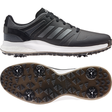 adidas EQT Golf Shoes CORE BLACK/DARK SILVER METALLIC/GREY SIX