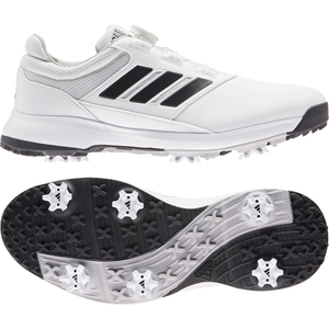 adidas Traxion Lite BOA 2.0 Golf Shoes FTWR WHITE/CORE BLACK/GREY TWO