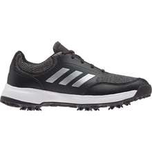 adidas Tech Response 2.0 Golf Shoes CORE BLACK/SILVER MET./GREY FOUR
